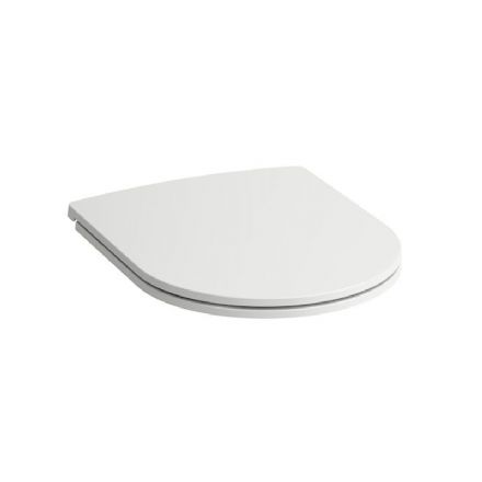 898966 - Laufen Pro Slim Quick Release WC / Toilet Seat with Soft Close - 8.9896.6